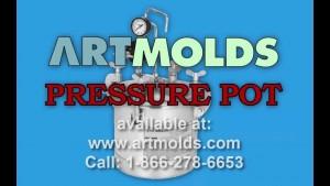 ArtMolds Pressure Pot